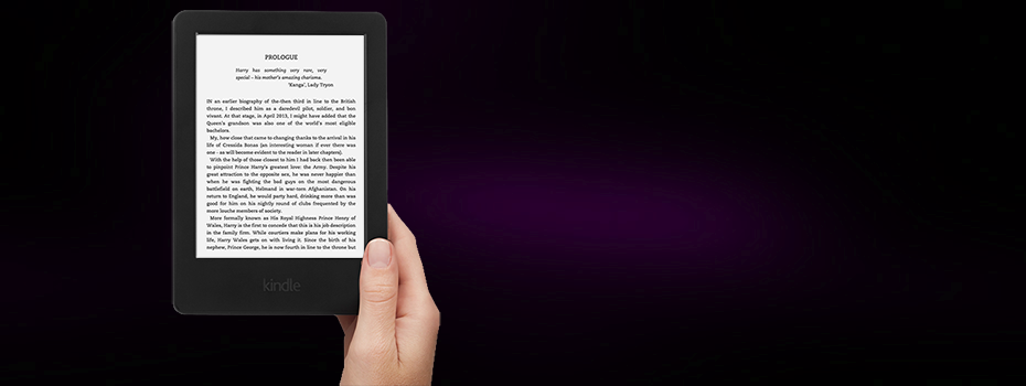 <blockquote><h3>Need your book on Amazon?</h3>We supply fully compliant Kindle ready files that can be uploaded direct to Amazon - we will even upload the book for you for free!</blockquote>